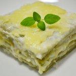 Lasanha com Creme Gorgonzola
